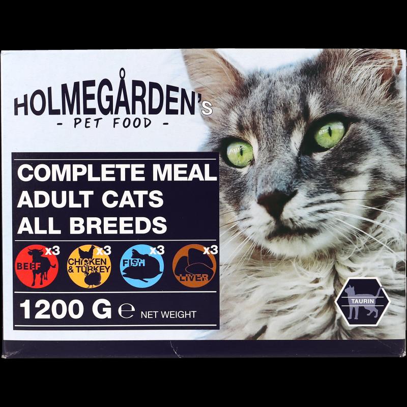 Kissanruoka 12kpl säästöpakkaus - 23% alennus