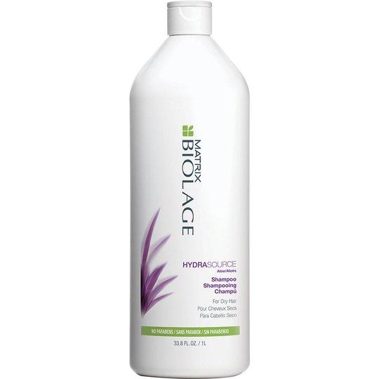 Matrix Biolage HydraSource Aloe Shampoo, 1000 ml Matrix Shampoo