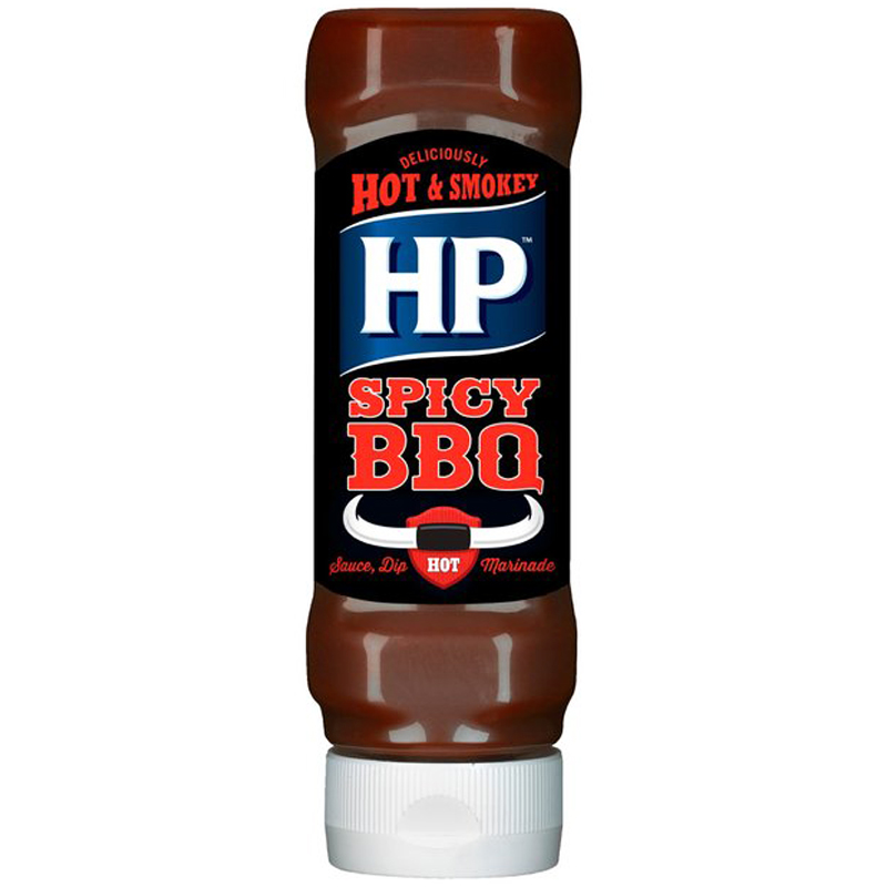 Sås Spicy BBQ - 37% rabatt