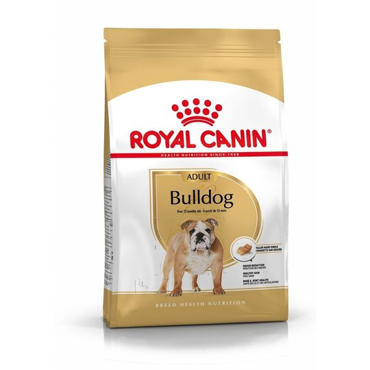 Royal Canin Bulldog Adult (12 kg)