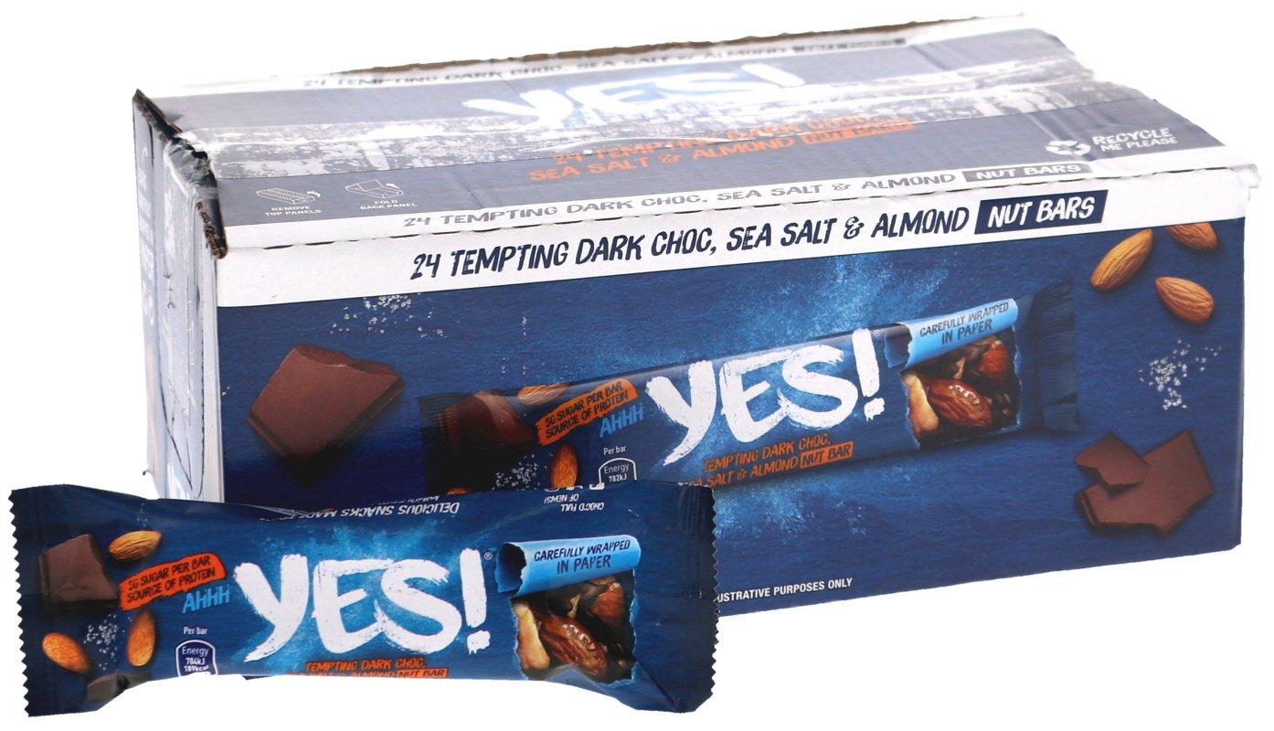 Fruktbars Mörk Choklad, Banan & Pecan 24-pack - 60% rabatt