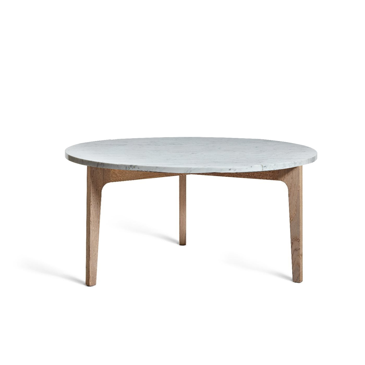 Höllviken soffbord ek / marmor, Mavis