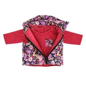 MissMiniMe Kelly Dock T-Shirt Set Rosa 9 - 12 år