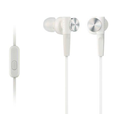 Øvrige Headset In-ear MDR-XB50AP Hvit