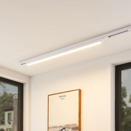 Arcchio Harlow -LED-valaisin valkoinen 109cm 3000K