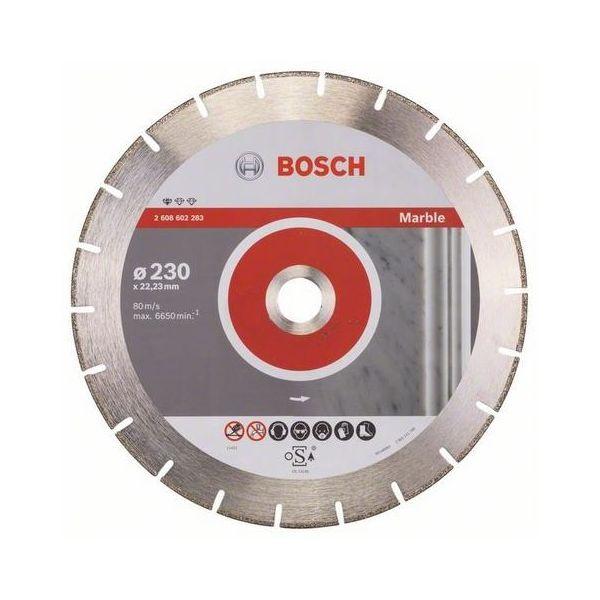 Bosch Standard for Marble Diamantkappskive 230x22,23mm