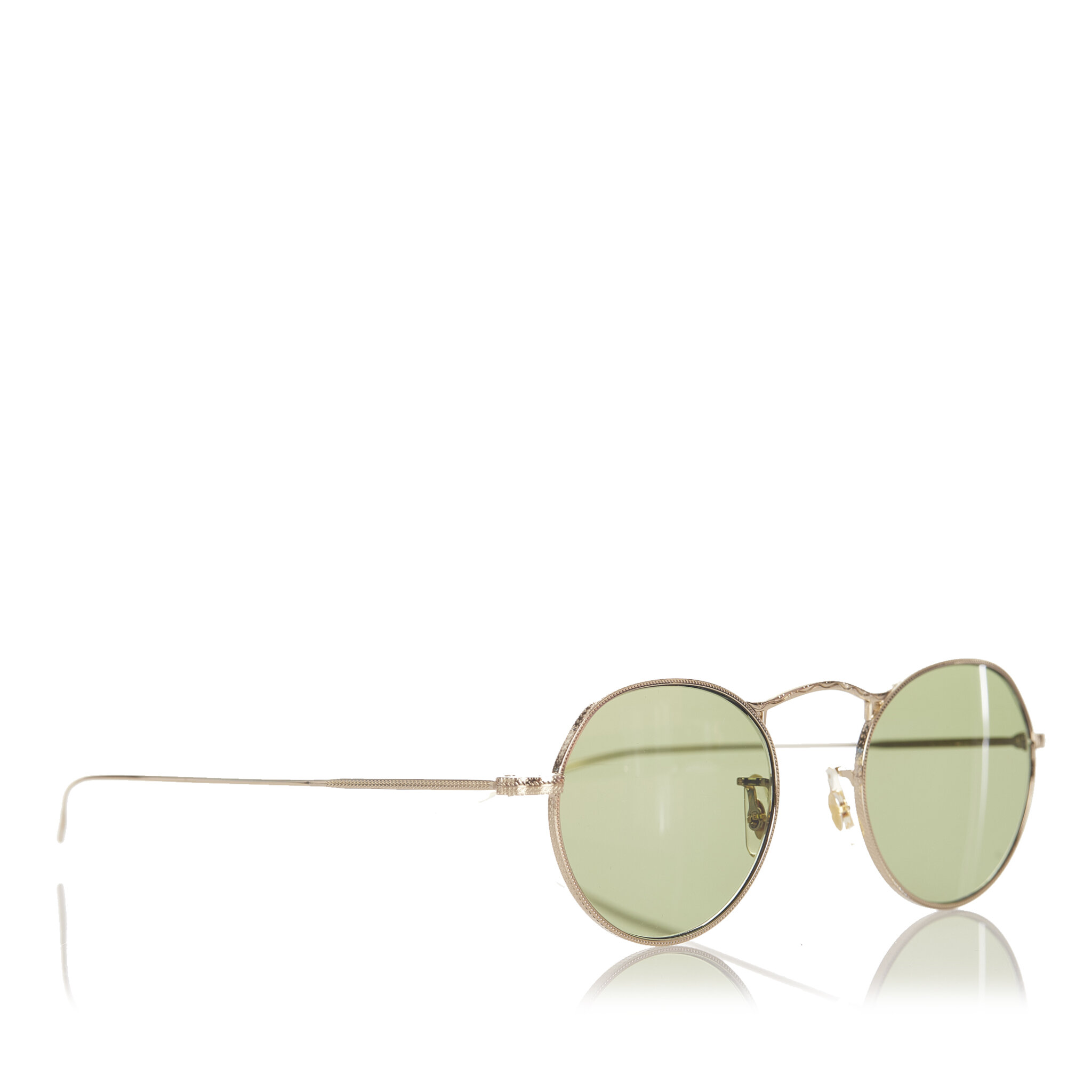 Oliver Peoples M-4 30th Round Tinted Sunglasses, ONESIZE