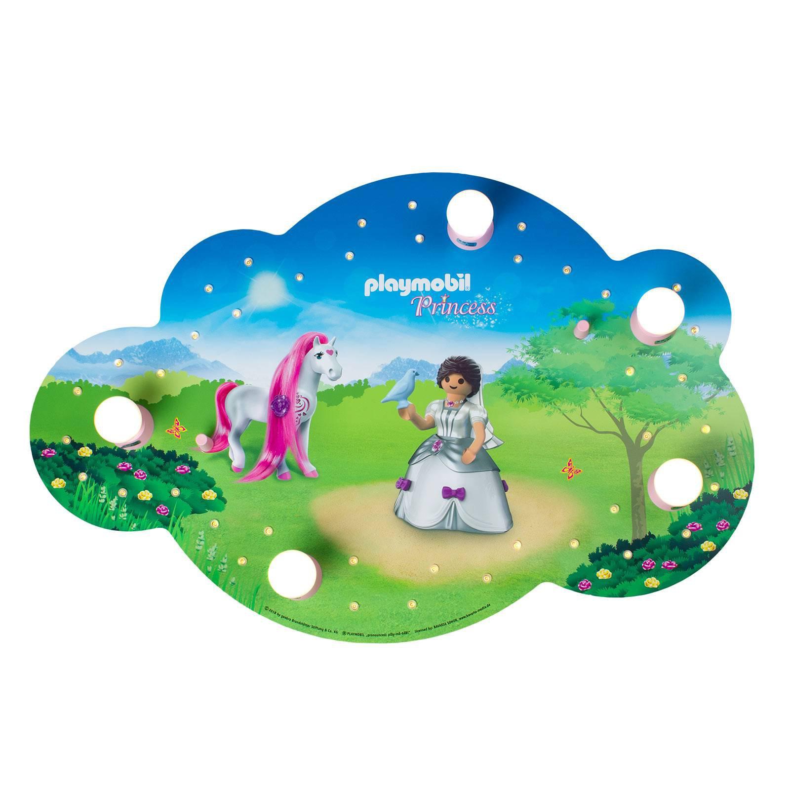 Taklampe bildesky PLAYMOBIL Princess