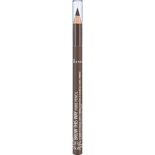 Brow This Way Fibre Pencil, Rimmel London Kulmakarvat