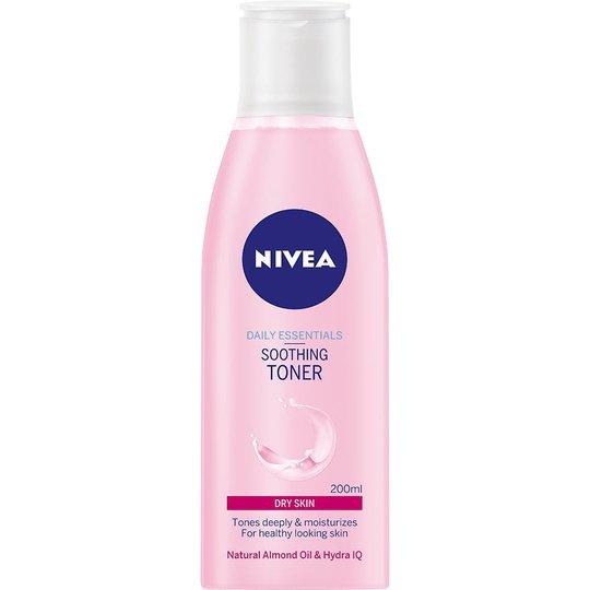 Daily Essentials Dry Skin, 200 ml Nivea Kasvovedet