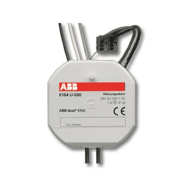 ABB 6151-0-0168 Tulo-/lähtöyksikkö kojerasiaan, 1-kanavainen