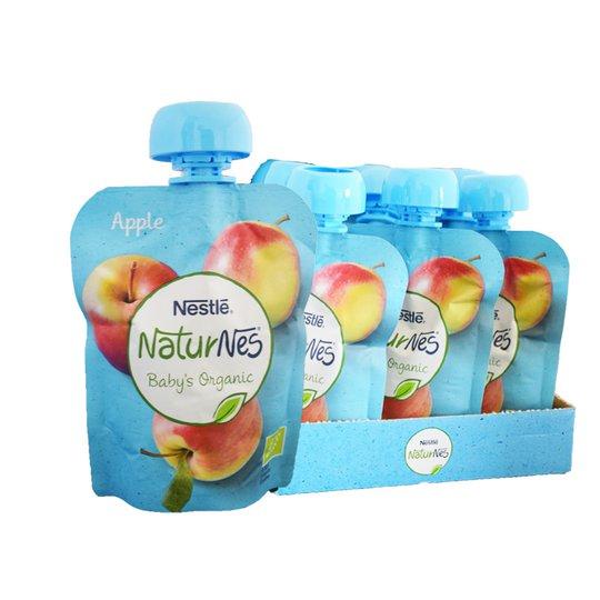 Eko Barnmat Min Frukt Äpple 16-pack - 32% rabatt