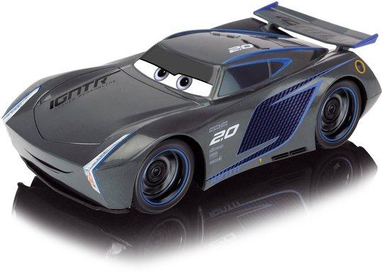 Disney Cars 3 Fjernstyrt Bil Jackson Storm Single Drive 1:32