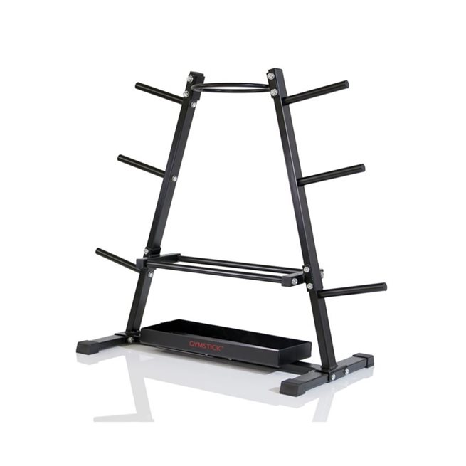 Gymstick Rack For Iron Weight Plates, Ställning viktskivor
