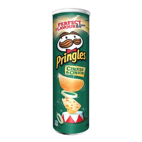 Pringles Cheese & Onion