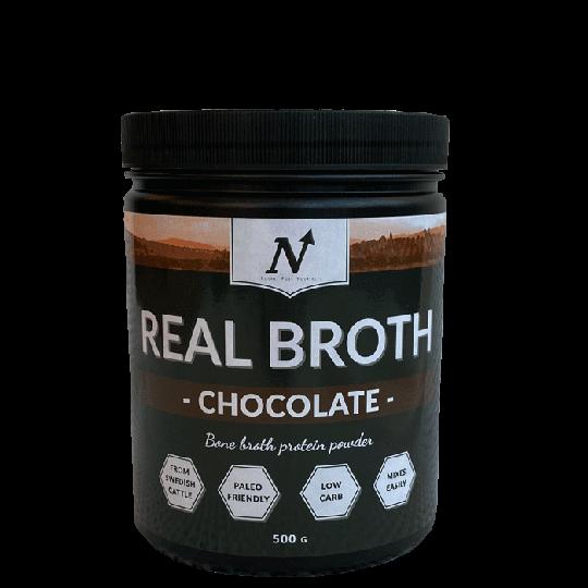 Real Broth Chocolate, 500 g