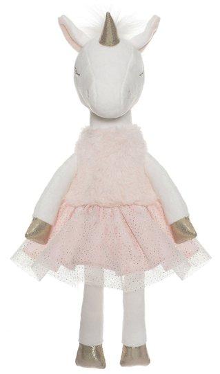 Teddykompaniet Ballerina Kosedyr Enhjørningen Ella