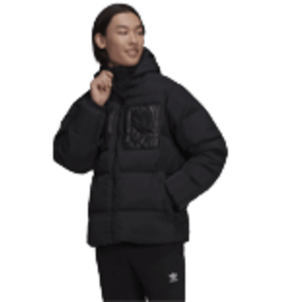 Adidas Originals M Down Regen Puff Jacket Jackor BLACK