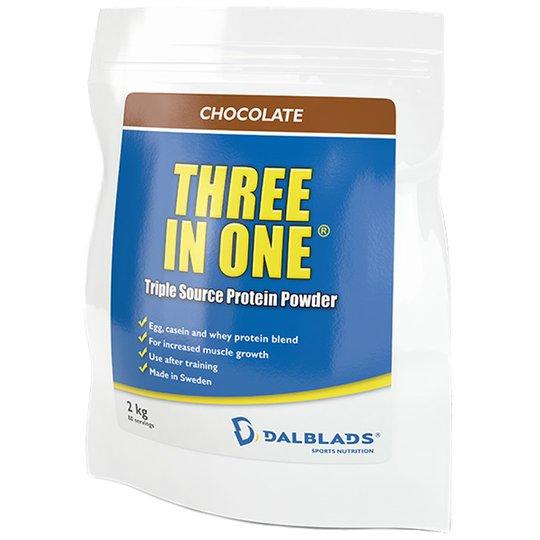Proteinpulver Choklad 2kg - 74% rabatt