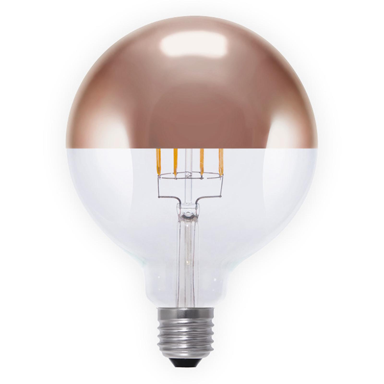 Pallomainen LED-pääpeililamppu G125 E27 8 W 926