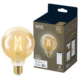 WiZ - G95 Amber Globe E27 Tunable white - Smart Home