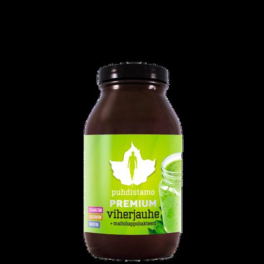 Premium Green powder, 120g