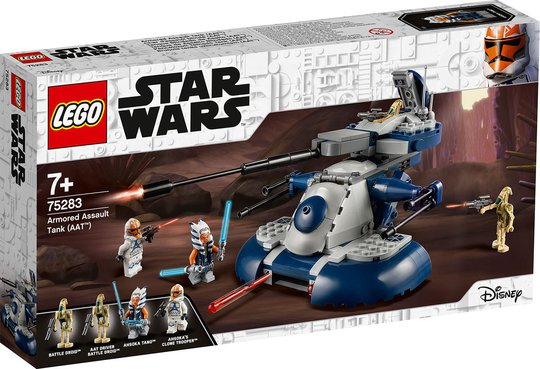 LEGO Star Wars 75283 Armored Assault Tank