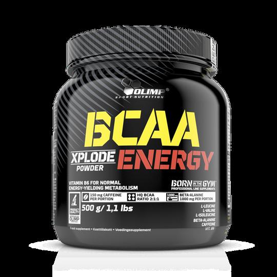BCAA Xplode powder Energy, 500 g