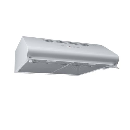 Manchester/thermex K501 50 Cm Hvid Lux Underbyggnadsfläkt - Vit
