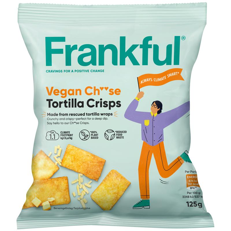 Tortilla Crisps Ch**se - 12% rabatt