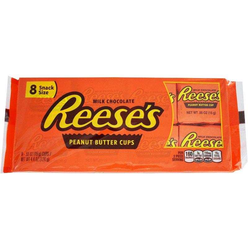 Reeses 8-pack - 50% rabatt