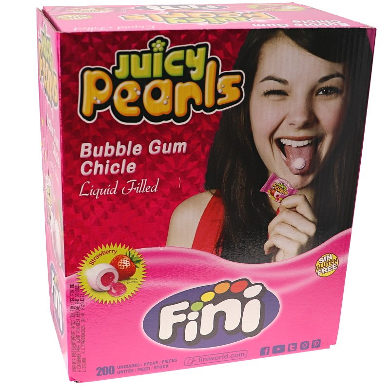Tuggummi Juice Pearl 200-pack - 48% rabatt