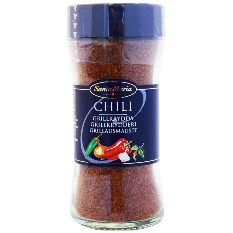 Chili Grillkrydda Stor 120g - 57% rabatt