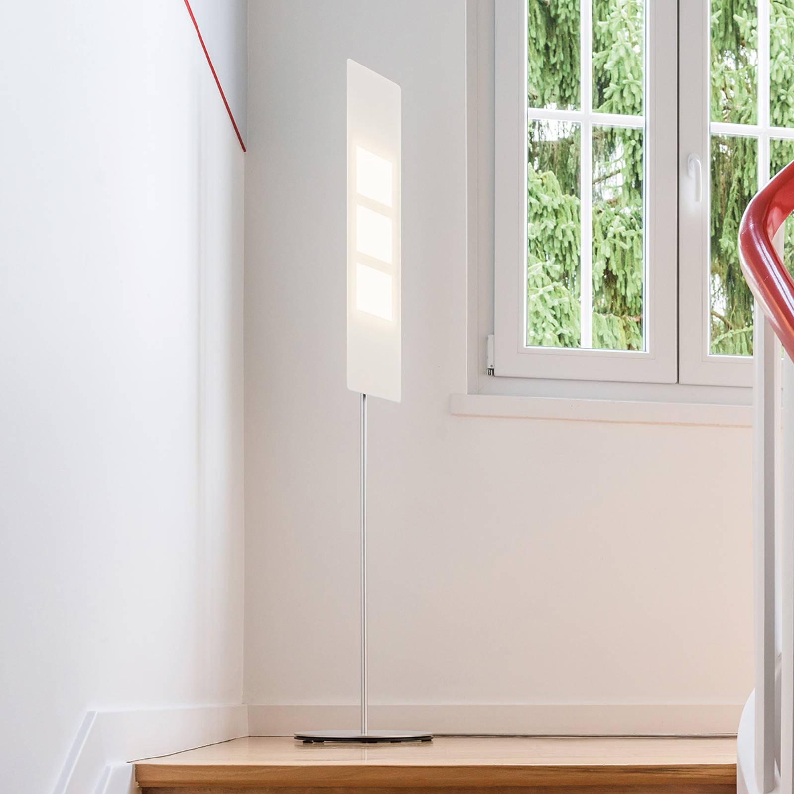 OMLED One f3l - valkoinen OLED-lattiavalaisin