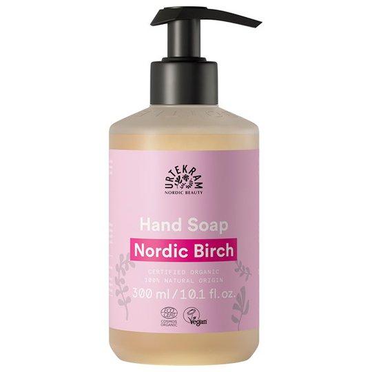 Urtekram Nordic Beauty Nordic Birch Hand Soap, 300 ml
