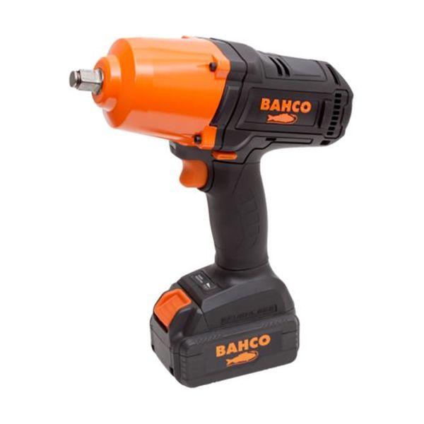Bahco BCL33IW2K1 Muttertrekker med 5,0Ah-batterier og lader