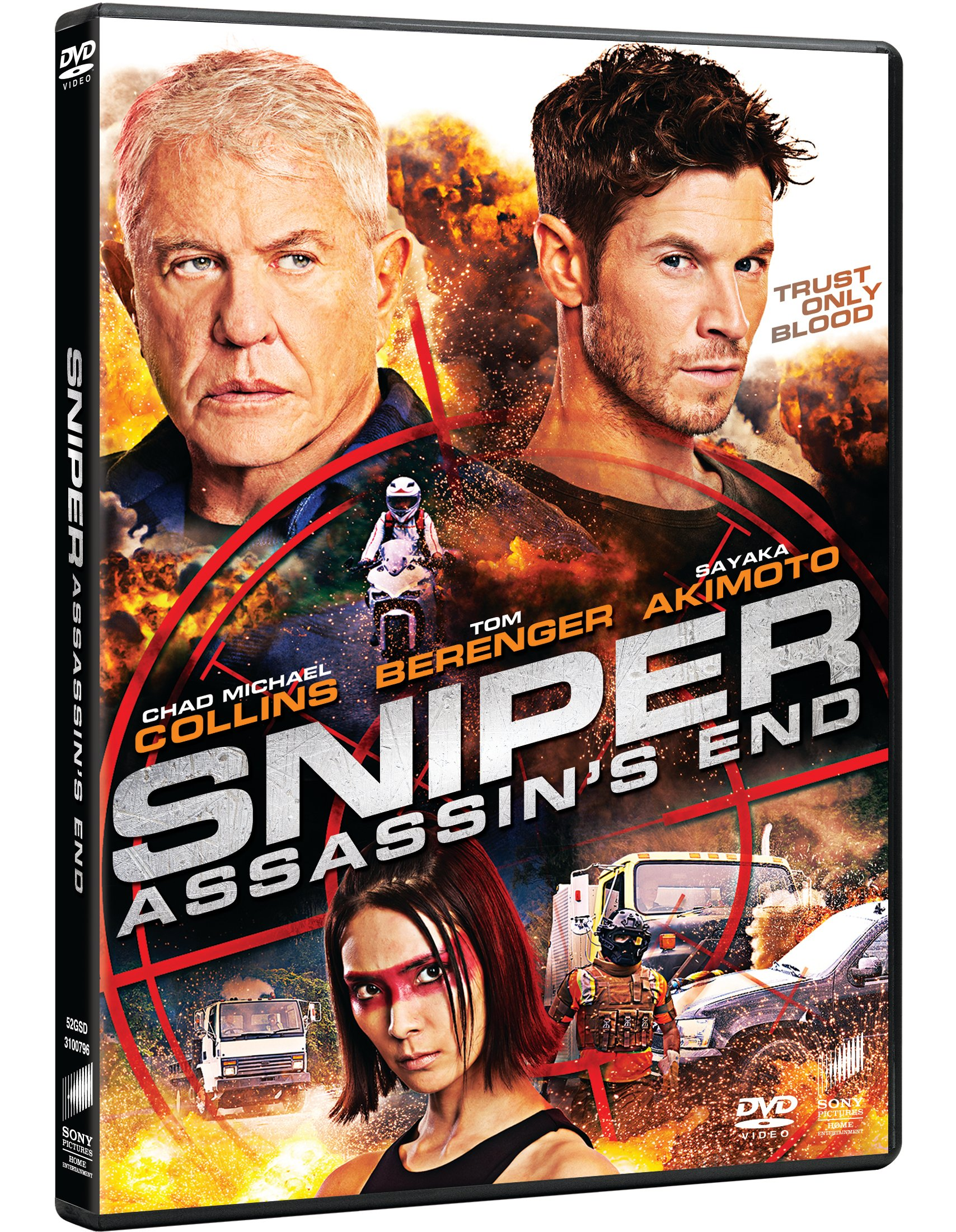 Sniper: Assassin'S End - Dvd