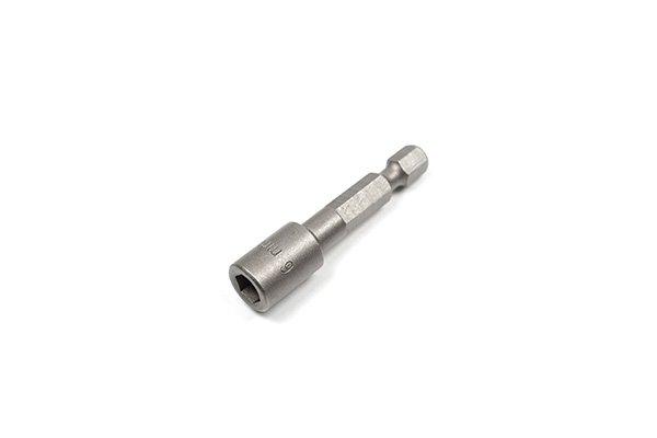 Sexkanthylsa. magnetisk. 6mm