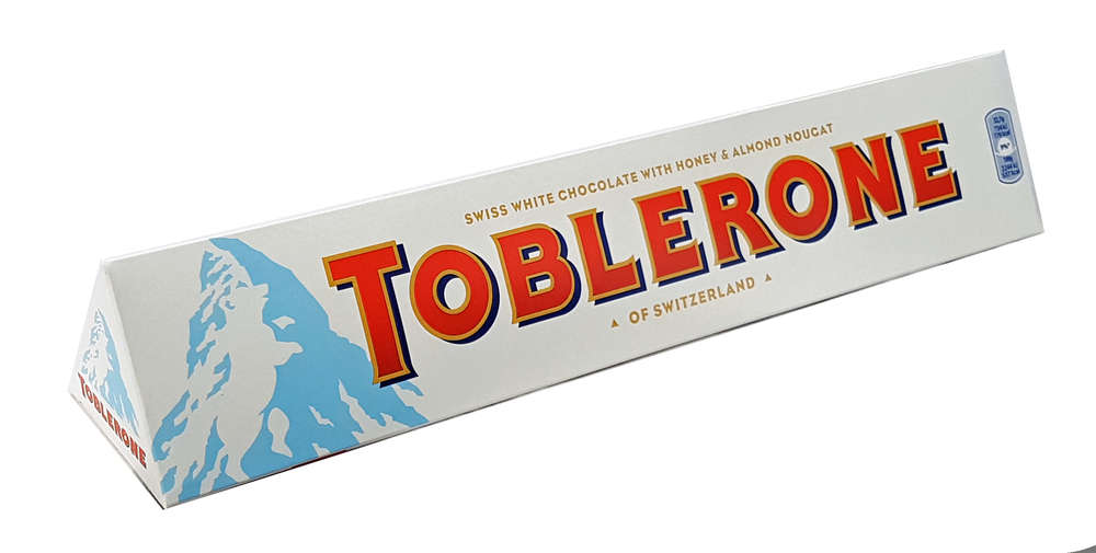 Toblerone White Chocolate Bar 360g