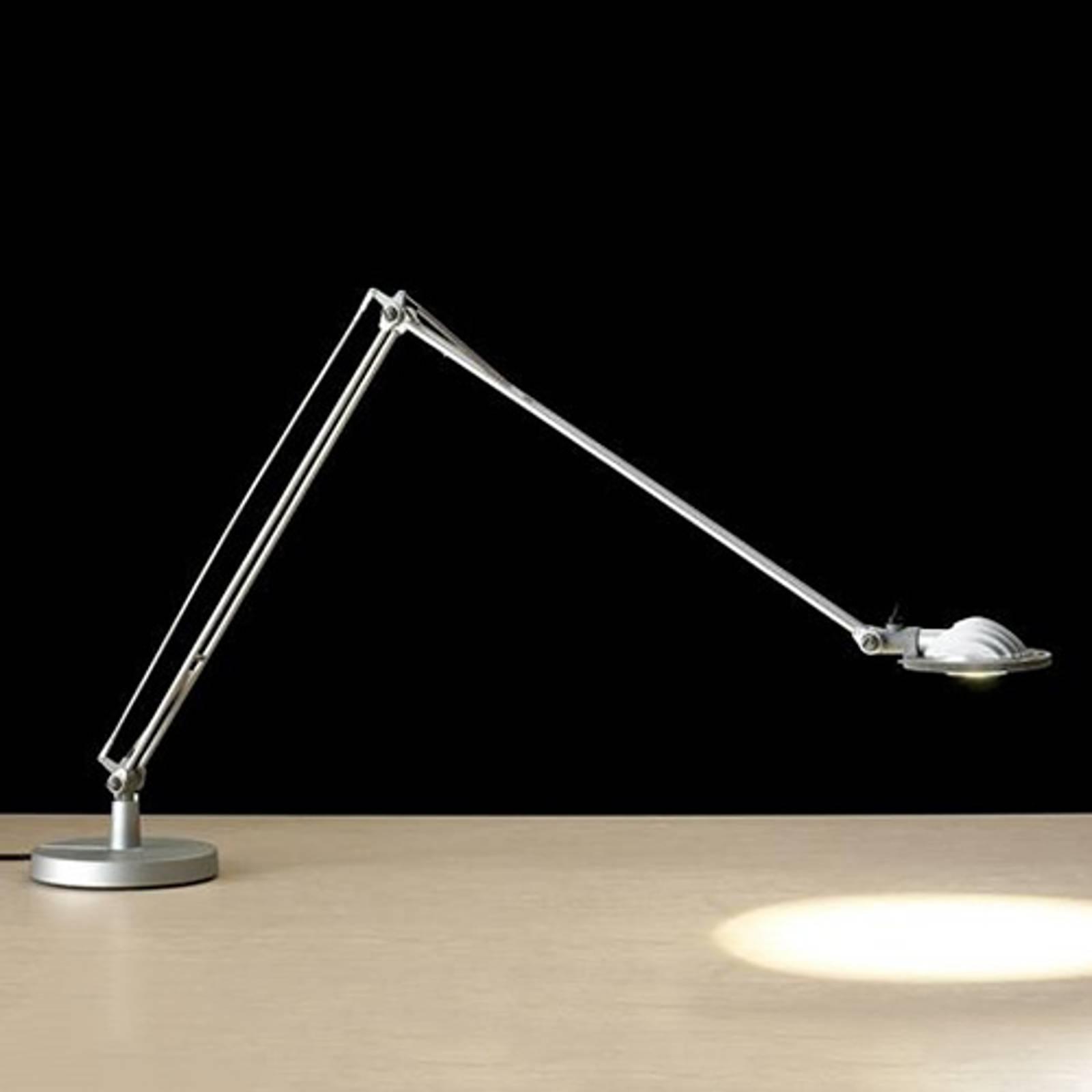 Berenice-LED-pöytävalaisin teollisella tyylillä