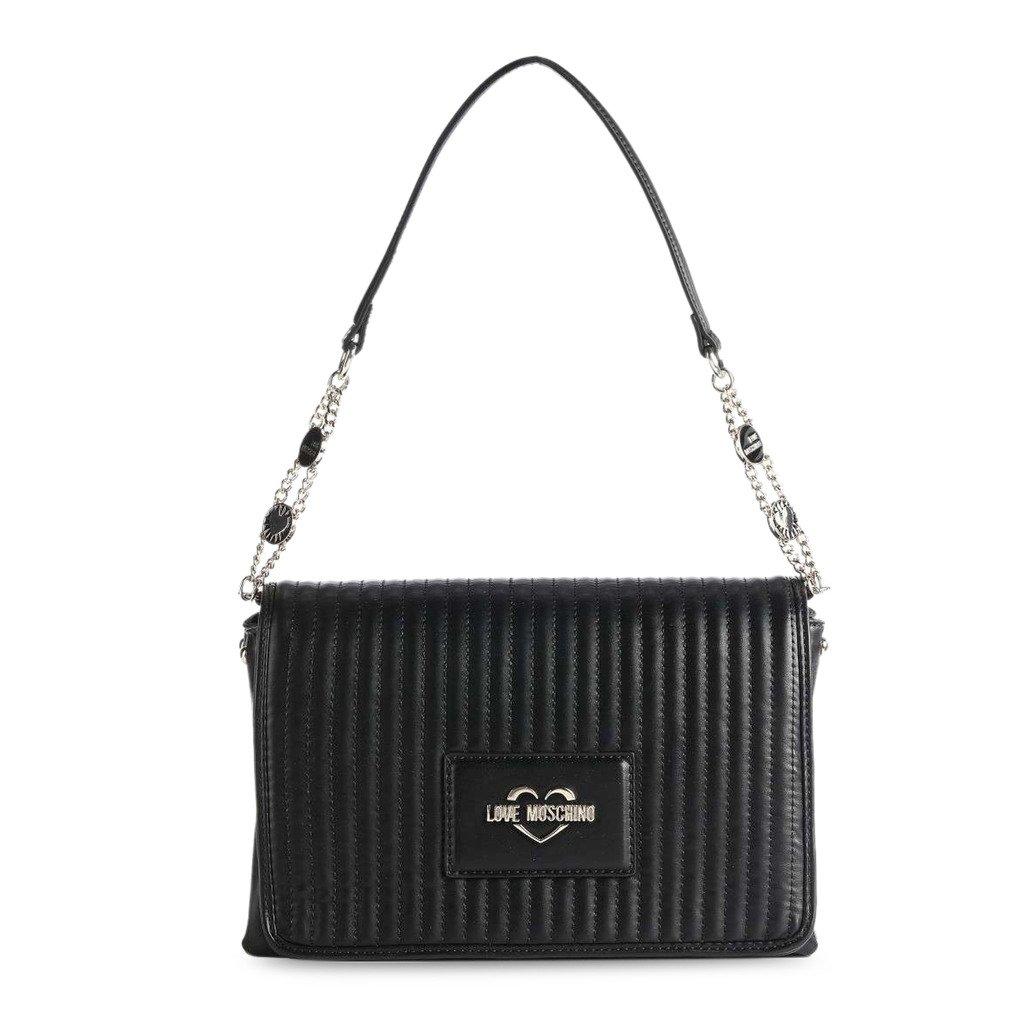 Love Moschino Women's Shoulder Bag Various Colours JC4139PP1DLB0 - black NOSIZE