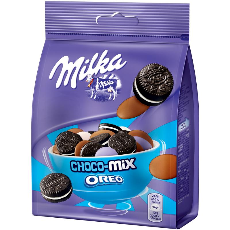 "Kakmix ""Oreo & Milka"" 146g - 50% rabatt"