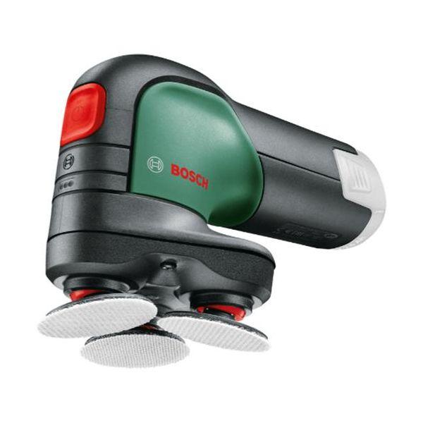 Bosch DIY Easy Curv Sander 12 Slipe- og poleringsmaskin uten batteri og lader