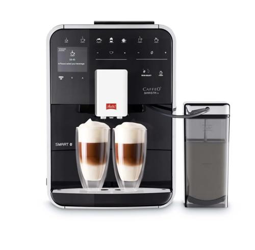 Melitta Barista Ts Smart Black Espressomaskin - Svart