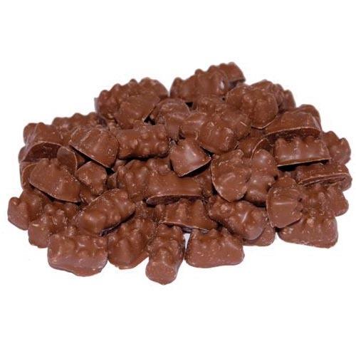 Chokladdragerad Gelebjörn 2kg