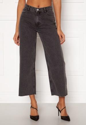 ONLY Sonny Life HW Cropped Jeans Grey Denim 25/32