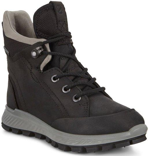 ECCO Exostrike Sneaker, Black, 27