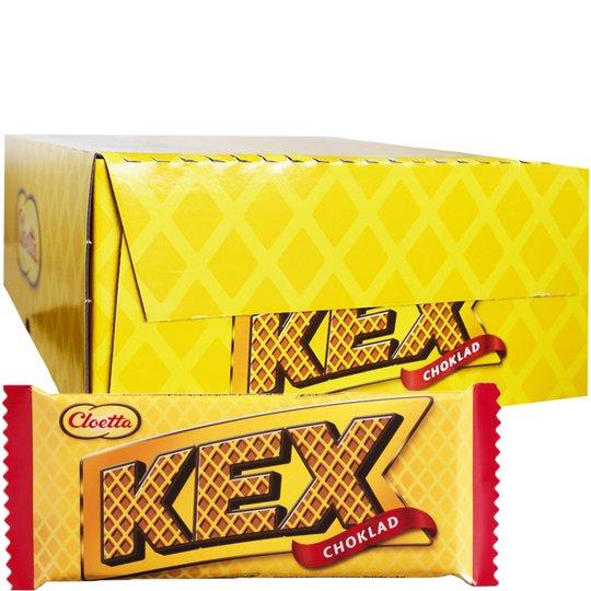 "Hel Låda Godis ""Kexchoklad"" 48 x 60g - 48% rabatt"