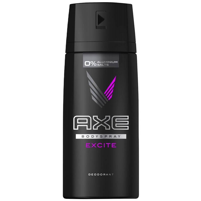 "Deodorant ""Bodyspray Excite"" 150ml - 37% rabatt"