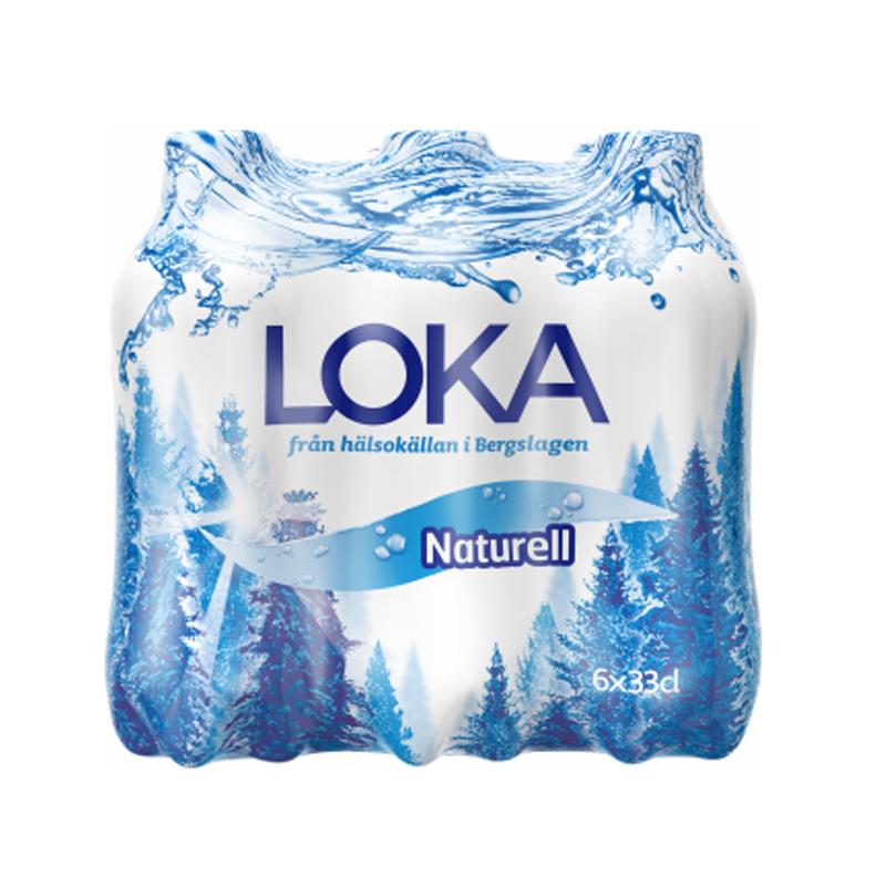 Loka Naturell 6-pack - 65% rabatt
